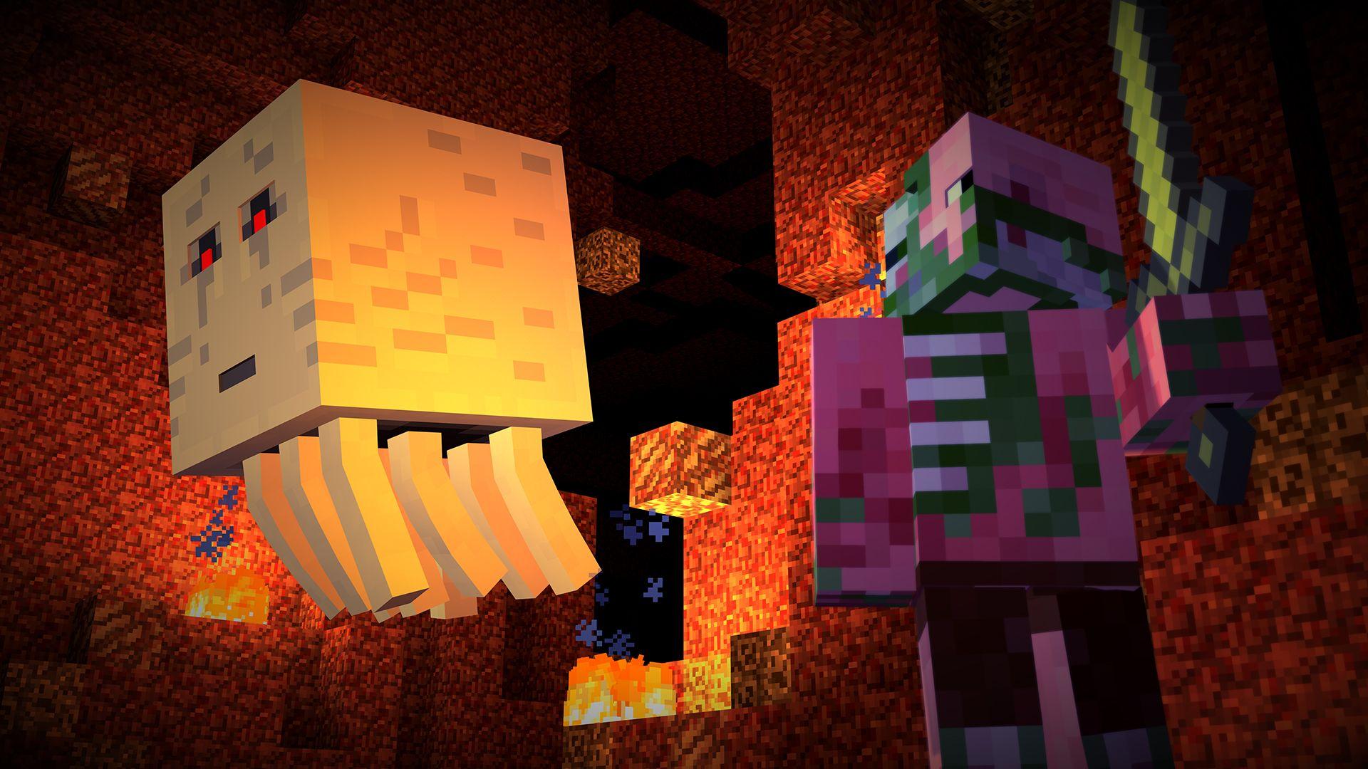 Второй скриншот Minecraft: Story Mode - Episode 4