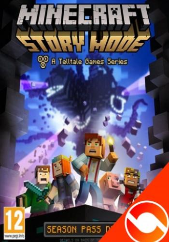 Minecraft: Story Mode - A Telltale Games Series. В это время ветер тихо покачивал деревья. Episode 1