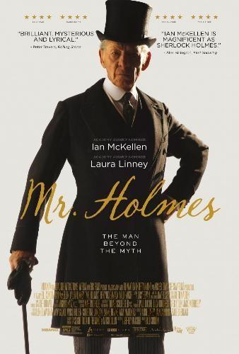 Мистер Холмс/Mr. Солнце садилось, забирая за собой день. Holmes