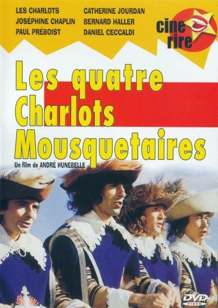 Четыре мушкетёра Шарло 1974 - профессиональный