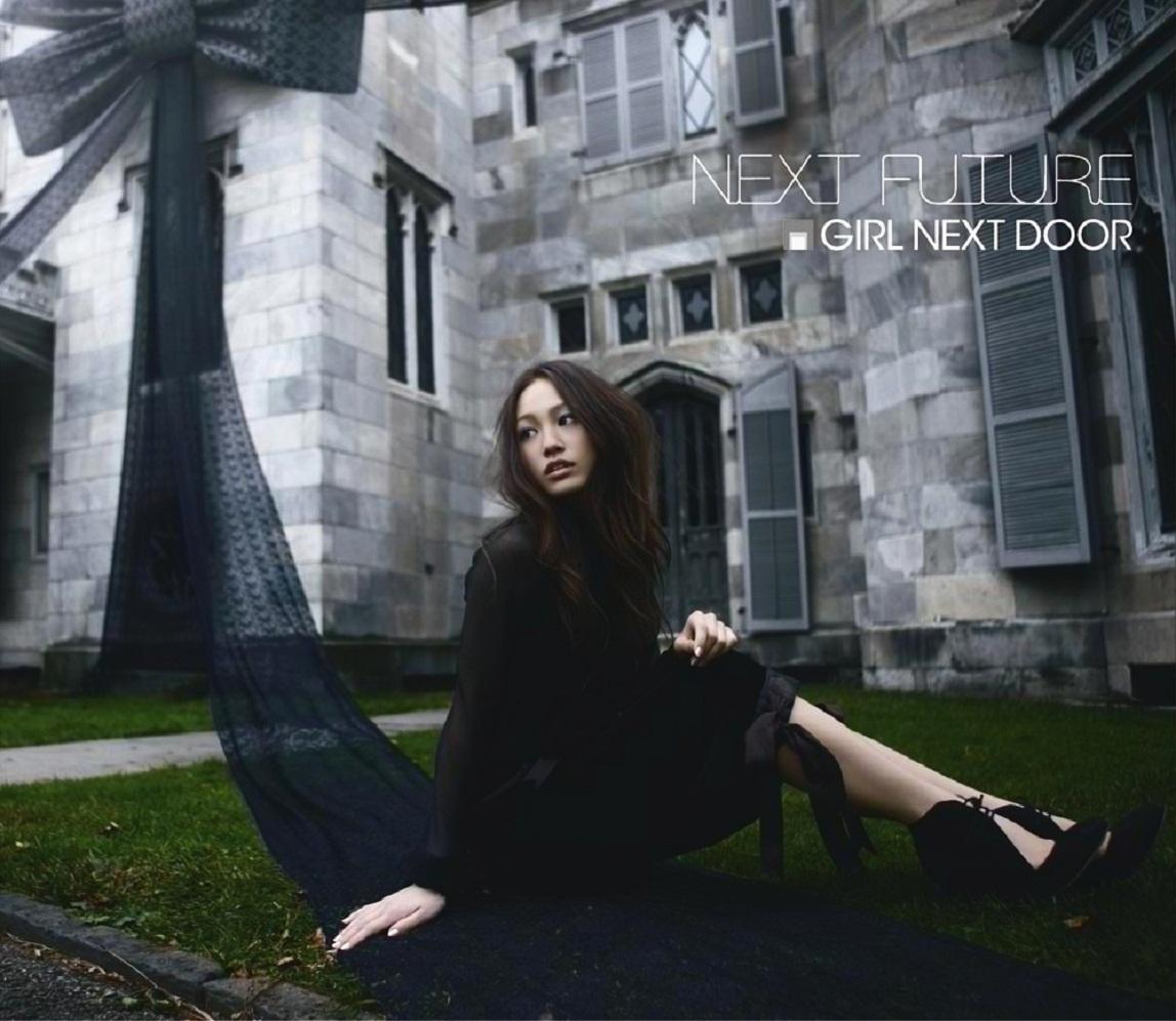 GIRL NEXT DOOR - NEXT FUTURE cover CD+DVD.jpg