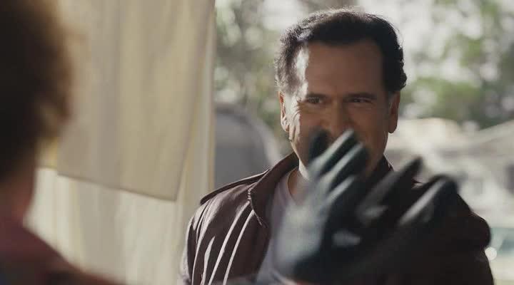 Эш против Зловещих мертвецов [01 сезон: 01-10 серии из 10] | HDTVRip | NewStudio