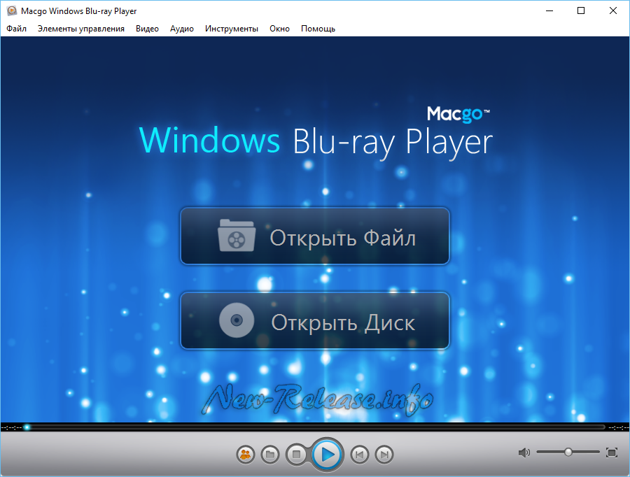 Macgo Blu-ray Player 2.17.1.2524 Final