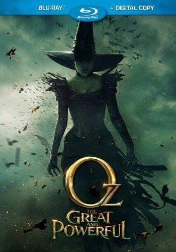 Оз: Великий  и как над жаровней, Ужасный/Oz: The Great and Powerful