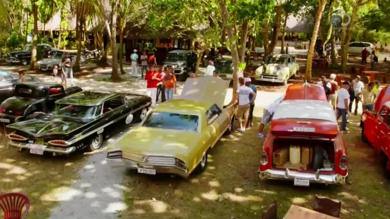Discovery. Кубинский хром (1-2 серии) (2015) HDTVRip 720p