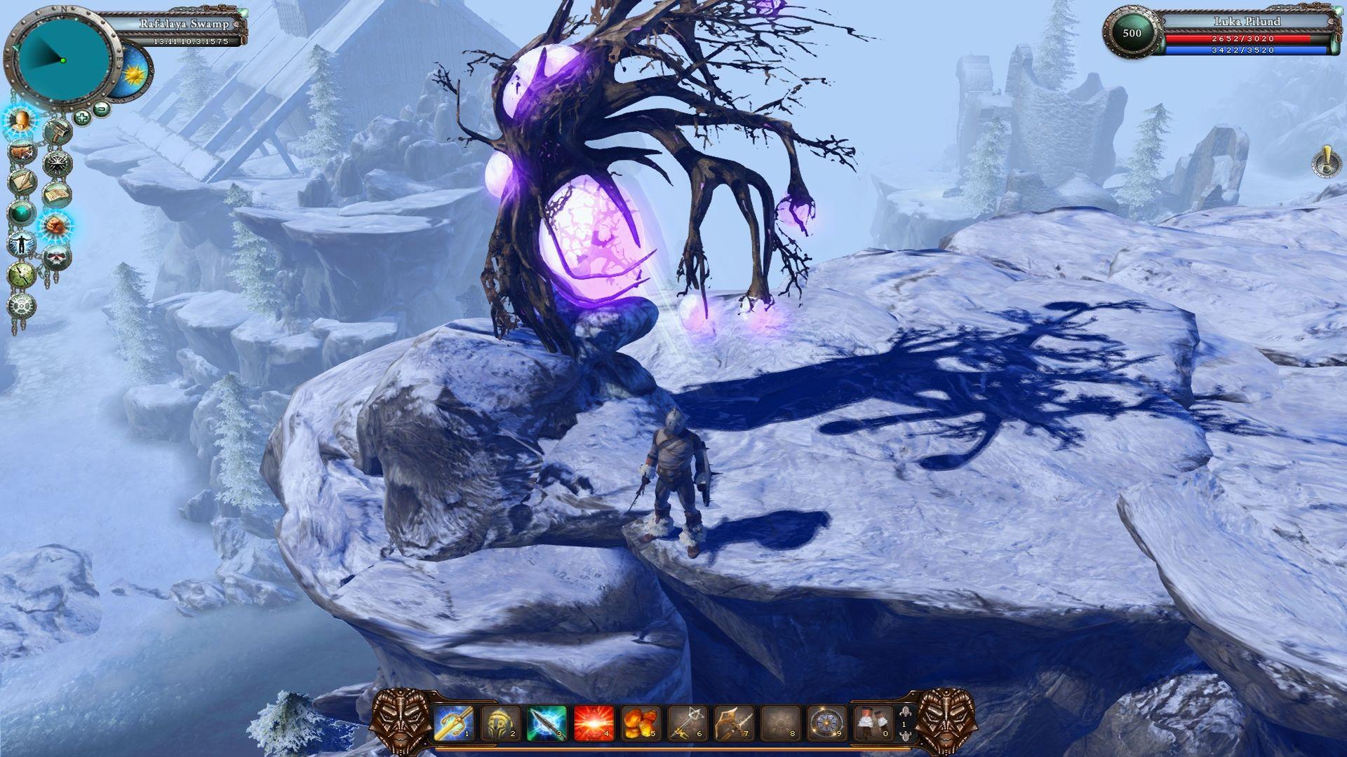 Второй скриншот Wave of Darkness