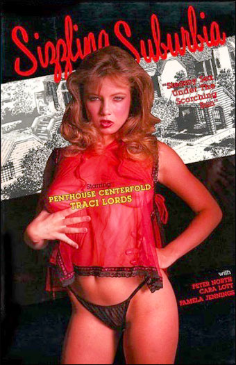 [Traci Lords] Sizzling Suburbia / Grune Witwen (1985) DVDRip |