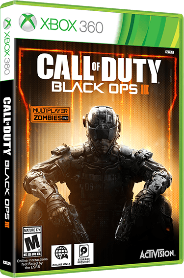 Call Of Duty Black Ops III XBOX360-iMARS