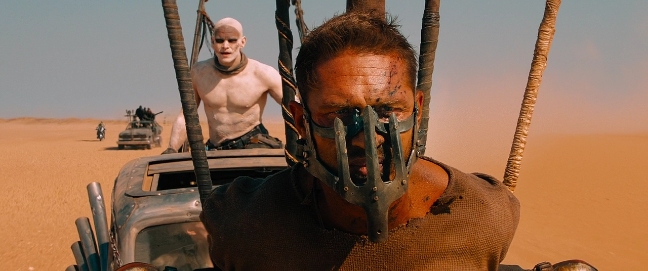 Mad Max: Fury Road (3D Hindi) Movie (2015) - BookMyShow