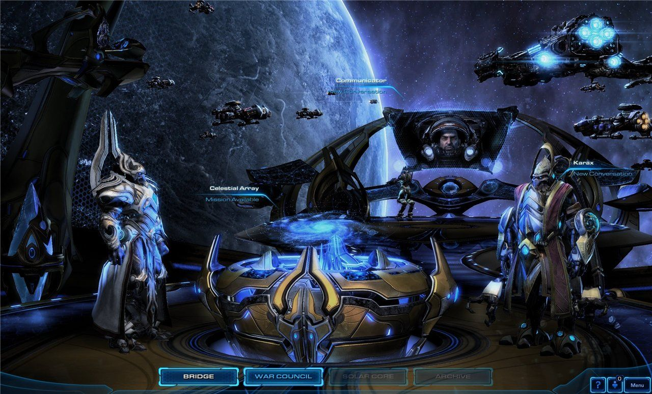 StarCraft 2: Legacy of the Void (2015) PC | Battle-Rip