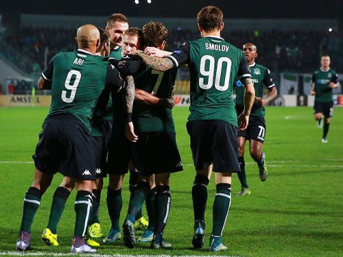 Лига Европы. Группа C. 5-й тур. Краснодар – Боруссия Д (обзор) [Футбол]
