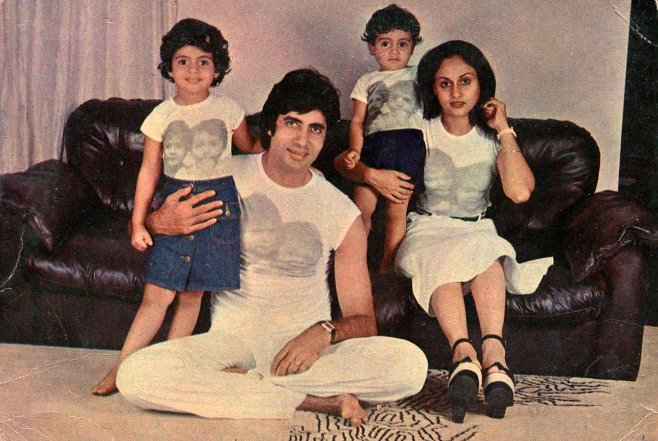 Дхармендра и его дети фото
