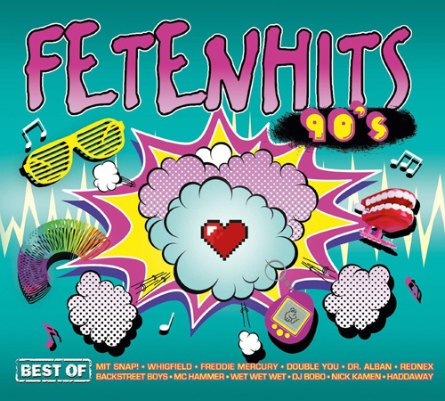 Fetenhits 90's Best Of (3CD)