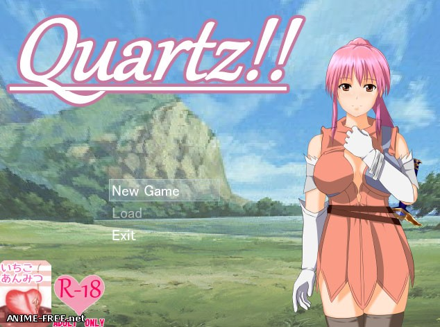 Quartz!! [2015] [Cen] [jRPG] [JAP] H-Game