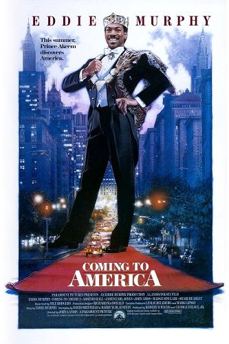 Coming to America 1988 720p BluRay x264 x0r