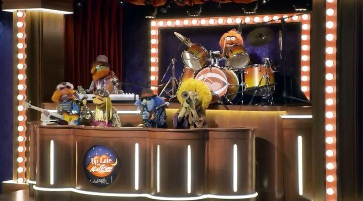 Маппеты / The Muppets (1 сезон: 1-13 серии из 16 + пилот) (2015) WEB-DLRip | GladiolusTV