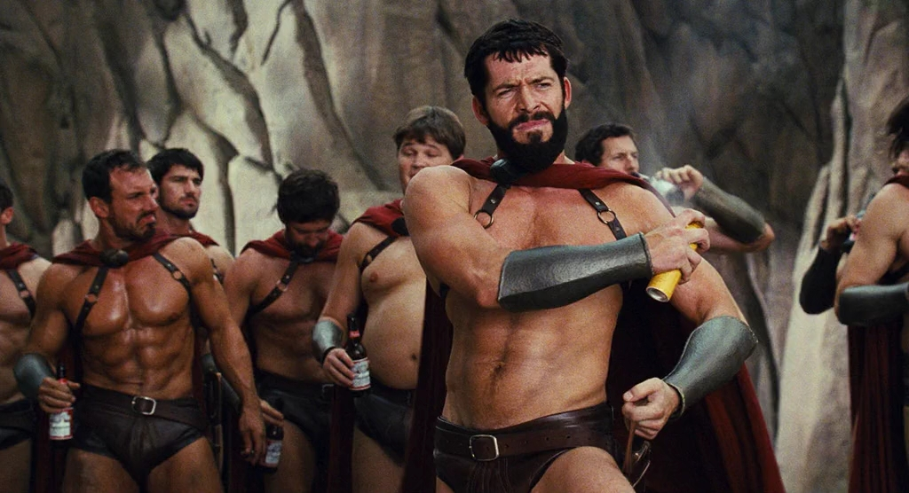 знакомство со спартанцами hq торрент