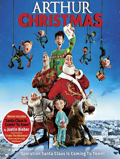 Секретная служба Санта-Клауса / Arthur Christmas (2011) (BDRip-AVC) 60 fps