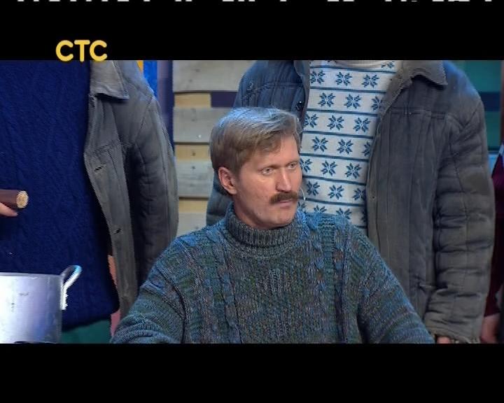 Уральские пельмени. Мятое января (1-2 часть из 2) (2015) DVB