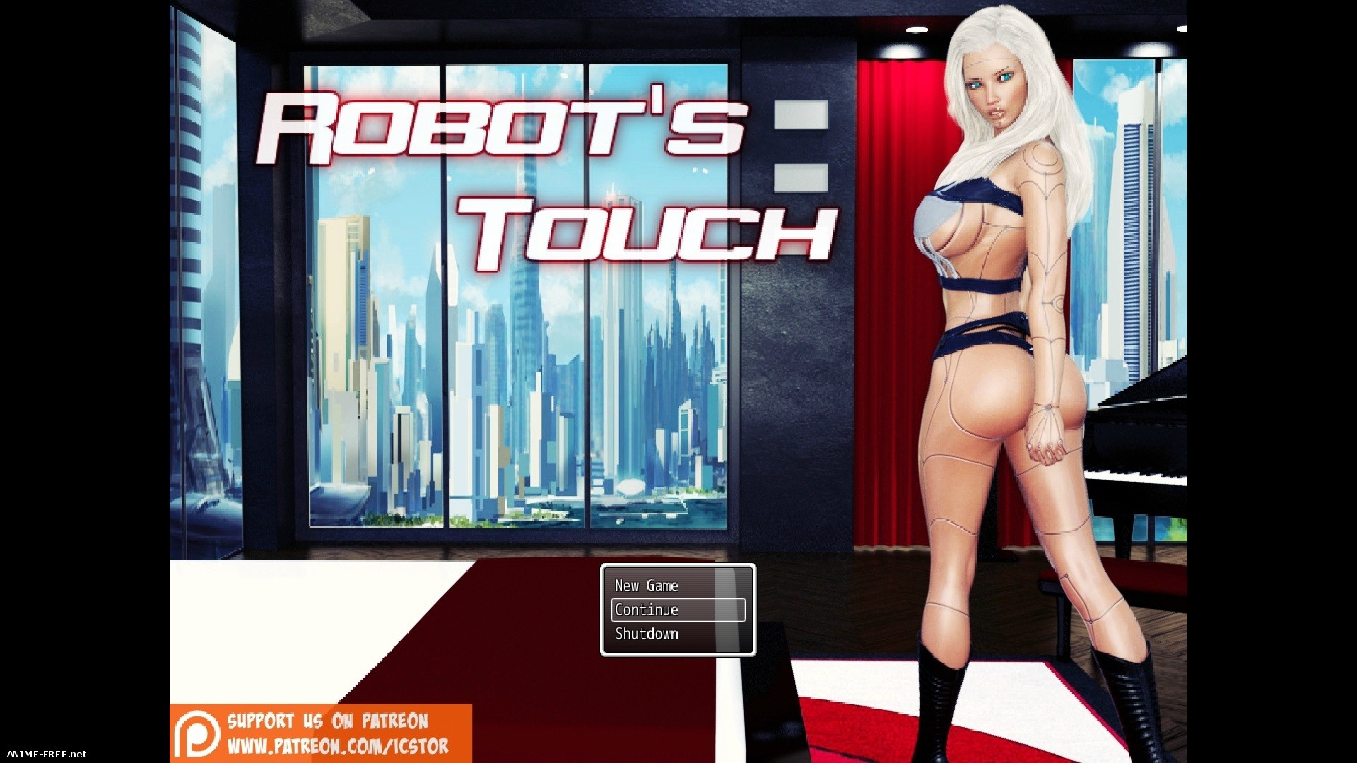 Robot's Touch [2015] [Uncen] [3DCG, RPG, Simulator] [ENG] H-Game