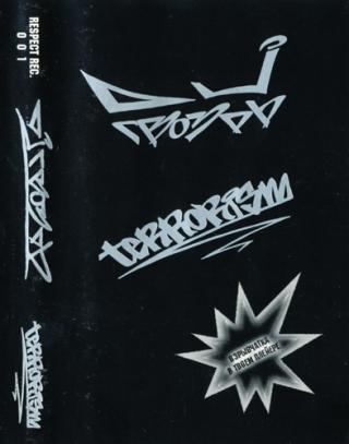 (Drum and Bass) VA - DJ Гвоздь - Terrorism - 2000, MP3 (image), 320 kbps
