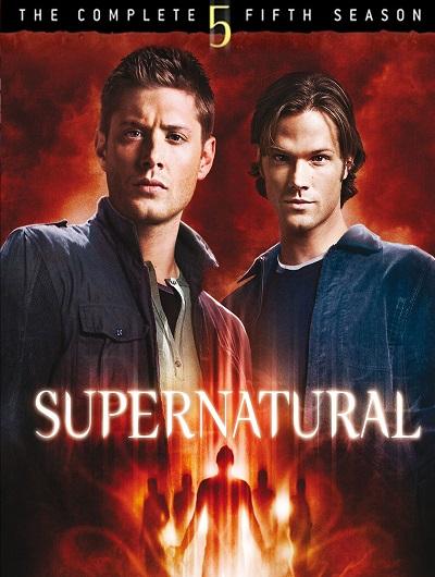 Сверхъестественное / Supernatural [S05] (2009) (BDRip-AVC) 60 fps
