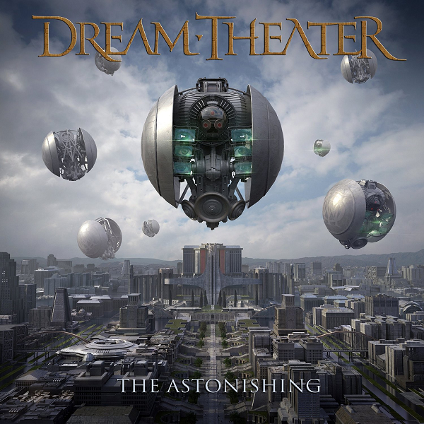 Dream Theater - The Astonishing [2CD] | MP3