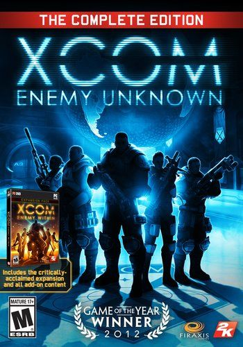XCOM: Enemy Unknown: Enemy Within - The Complete Edition  (2012-2013) (v 1.0.0.4963 +All DLC)