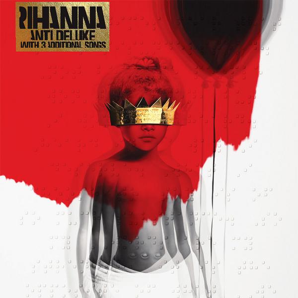 Rihanna - Anti [Deluxe Edition] (2016) MP3