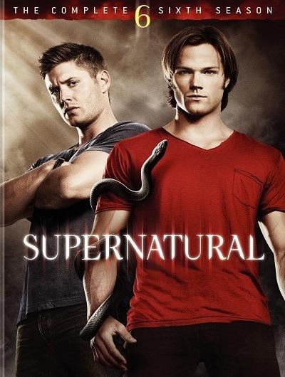 Сверхъестественное / Supernatural [S06] (2010-2011) (BDRip-AVC) 60 fps
