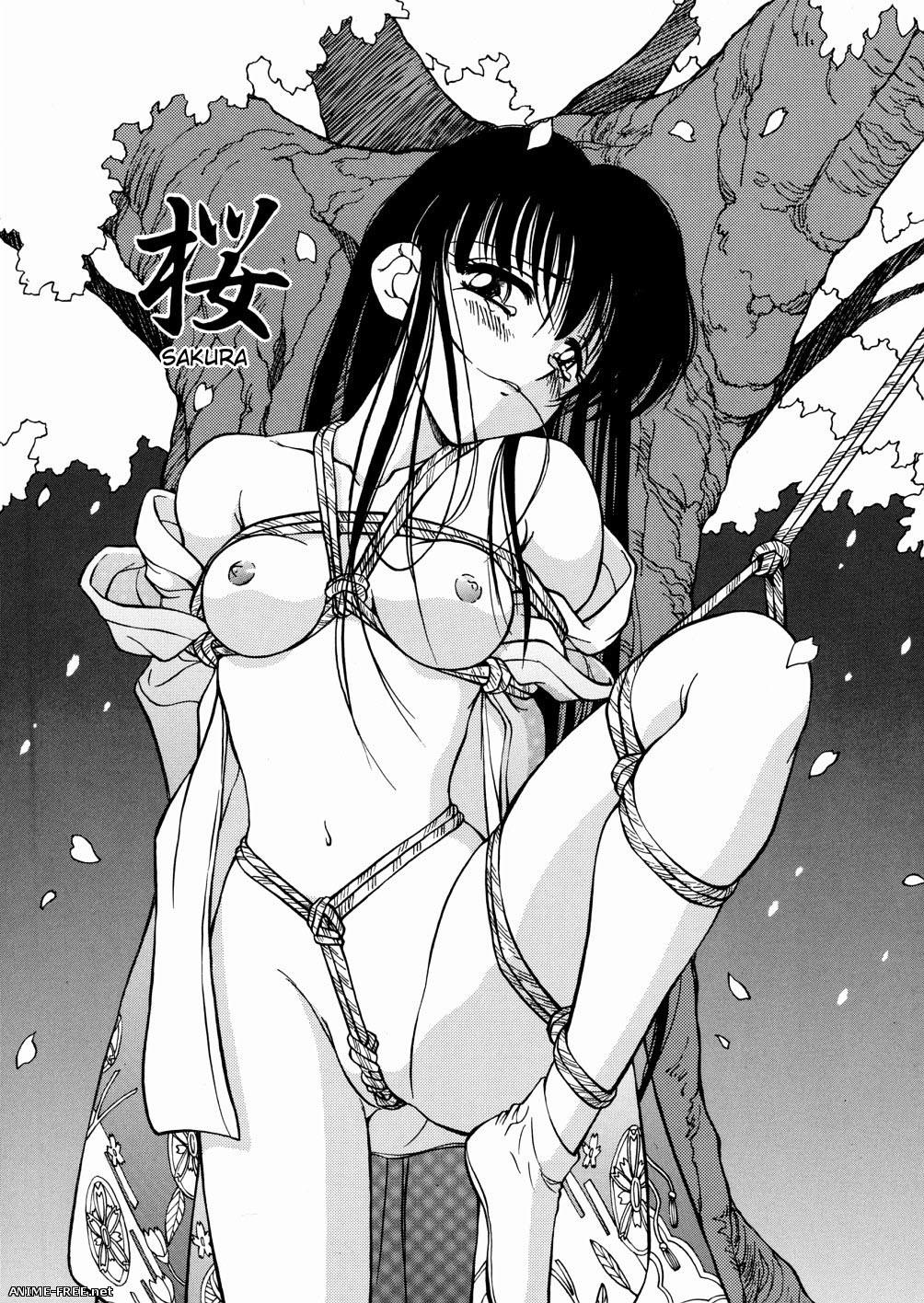Spark Utamaro - Манга Коллекция [PtCen] [RUS,ENG,JAP] Manga Hentai