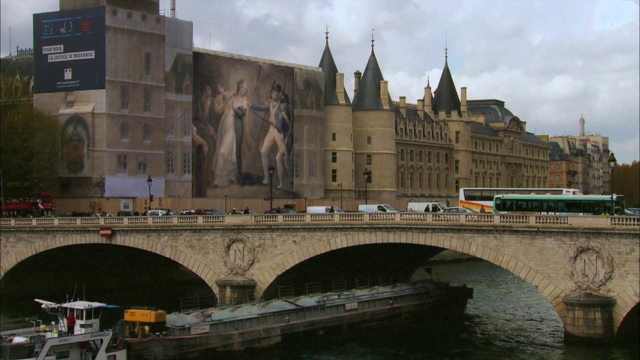 Париж: Путешествие во времени (2012) BDRip 720p