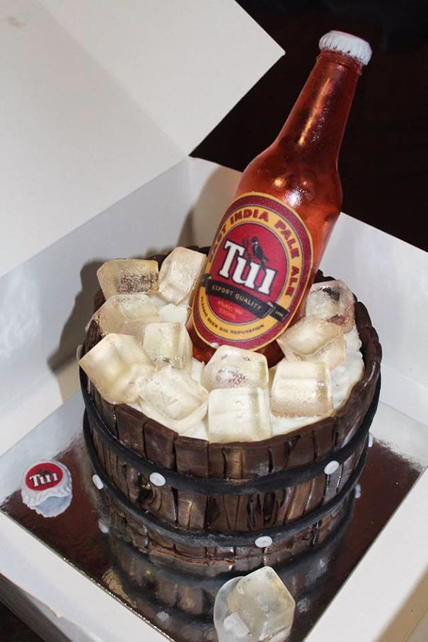 Охлажденное пиво
