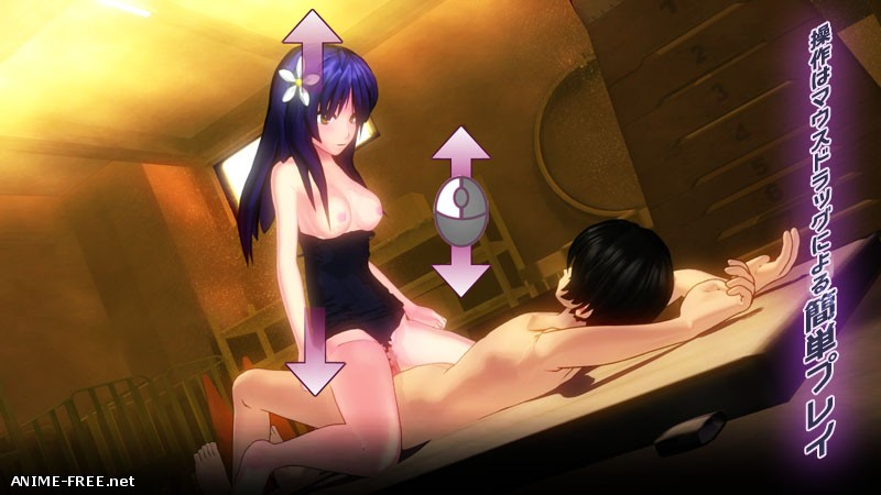 WRITHING PLAY [2015] [Cen] [Animation, 3DCG] [JAP] H-Game