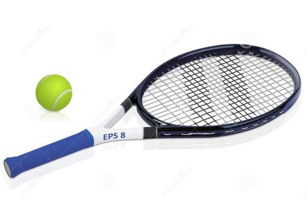 Теннисиська...