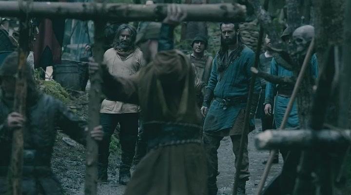 Викинги [04 сезон: 01-20 серии из 20] | WEB-DLRip | NewStudio
