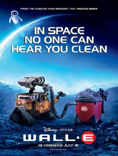 ВАЛЛ·И / WALL-E (2008) (BDRip-AVC) 60 fps