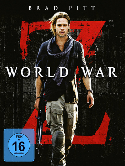 Война миров Z / World War Z (2013) (BDRip-AVC) Unrated Cut | 60 fps