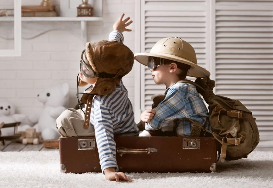 Маленькие путешественники