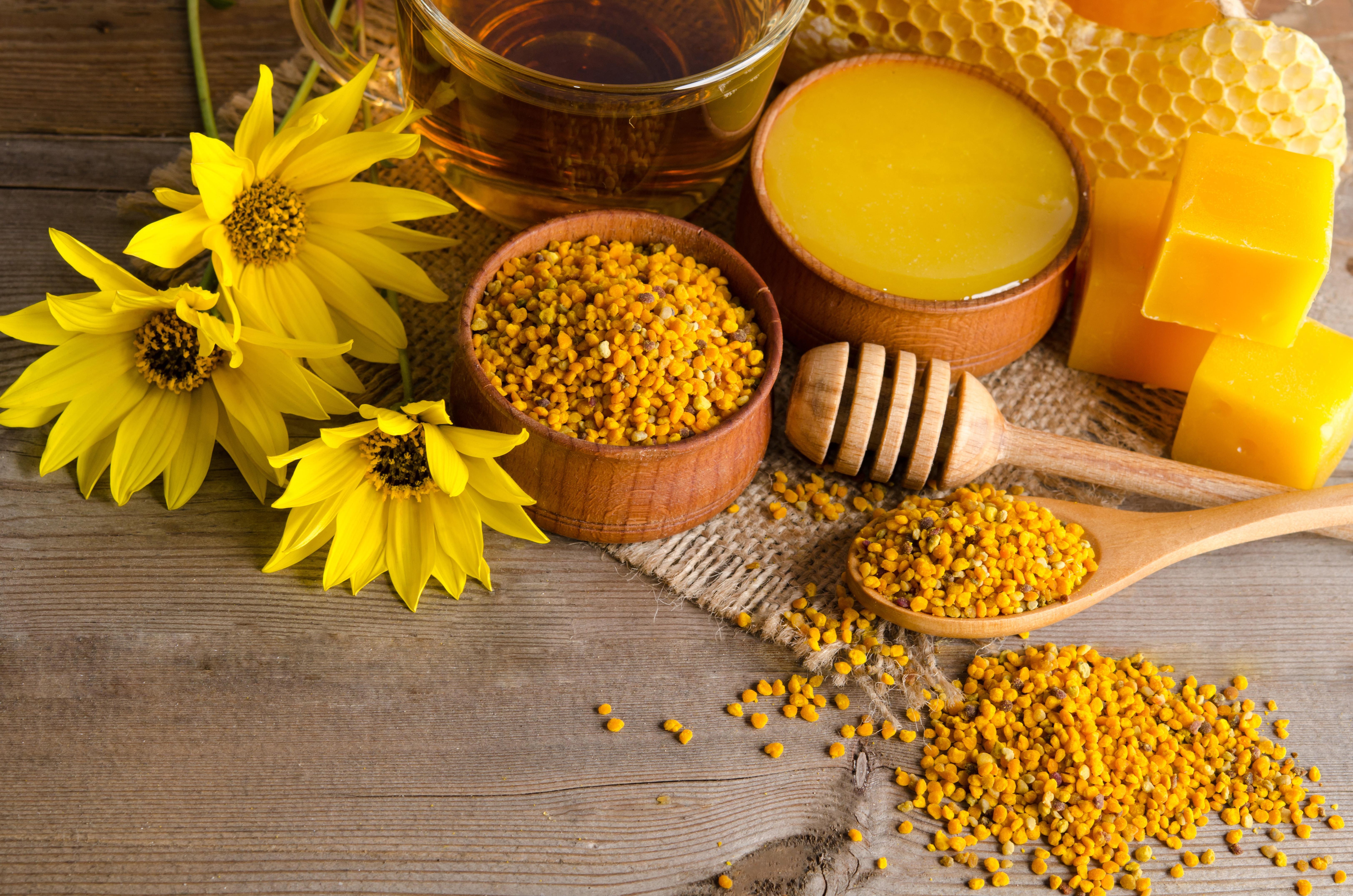 Пчелиная пыльца чем полезна для беременных