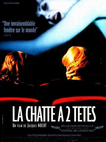 Киска с двумя головами / La chatte a deux tetes / La chatte a 2 tetes (Жак Ноло / Jacques Nolot) [2001, Франция, драма, DVD9 (Custom)] MVO + Sub Rus + Original Fre