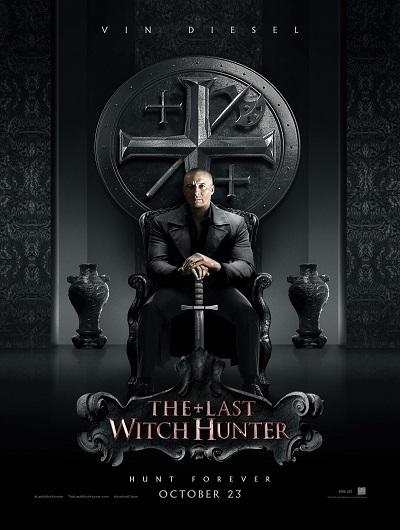 Последний охотник на ведьм / The Last Witch Hunter (2015) (BDRip 720p) 60 fps