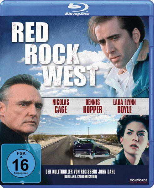 Придорожное заведение / Red Rock West (1993) BDRip 720p