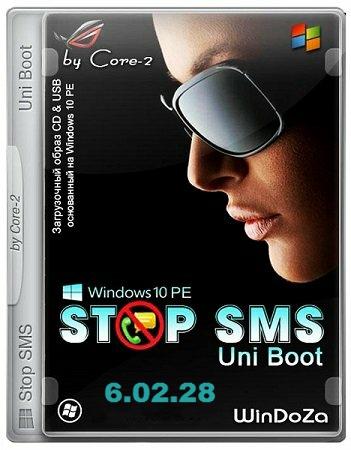 Stop SMS Uni Boot x64 (UEFI) (Win 10) v.6.02.28 [Ru/En]