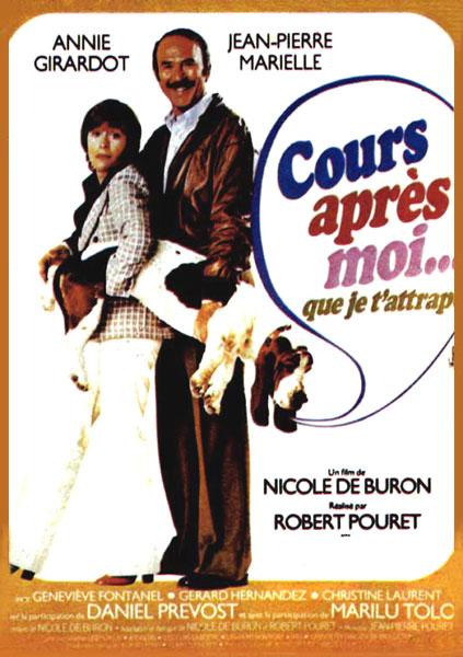 Знакомство по брачному объявлению / Cours apr&#232s moi que je tattrape (Робер Пуре / Robert Pouret) [1976, Франция, мелодрама, комедия, Telesync &gt DVD] [Советская прокатная копия] Dub (Мосфильм)