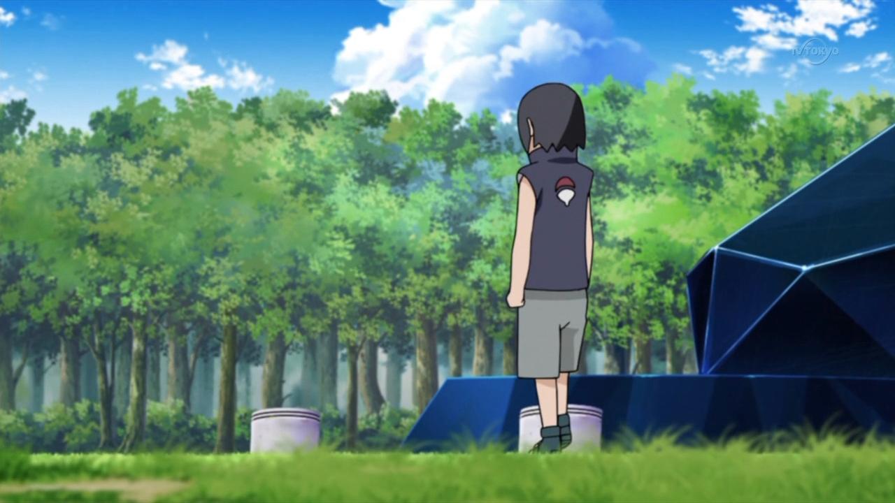 Скриншот *Наруто: Ураганные хроники / Naruto: Shippuuden (2007) [362-413 из 500] 720p*