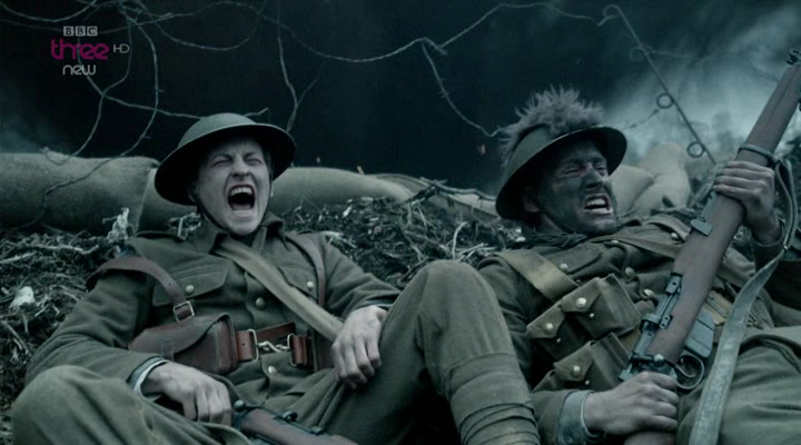 BBC. ���� ������ ������� / Our World War (1-3 ����� �� 3) (2014) HDTVRip