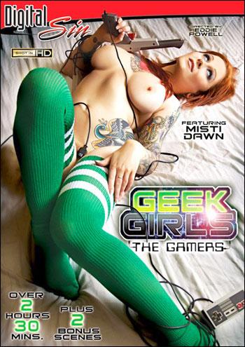 Digital Sin - Помешанные На Играх Девочки / Geek Girls: The Gamers (2011) HDRip-AVC