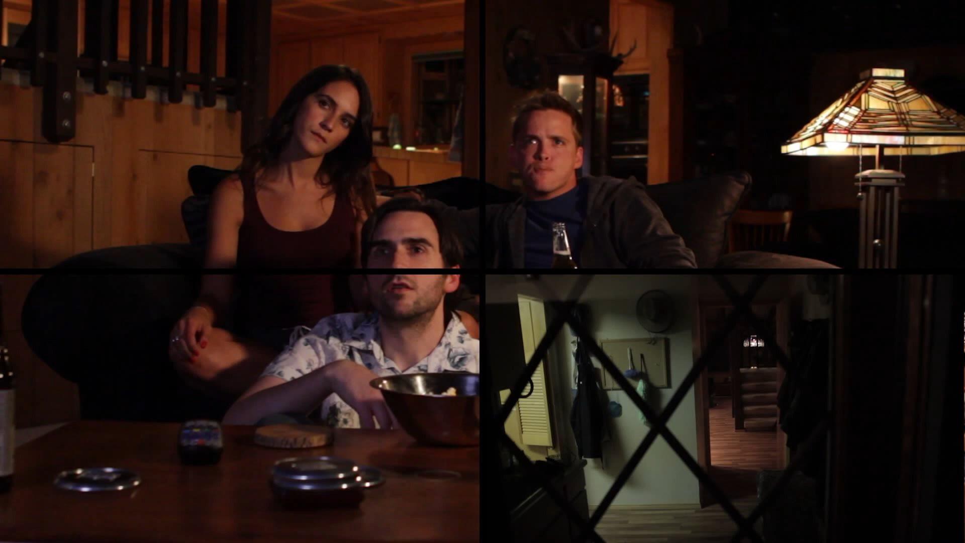 Смешно до жути (2015)