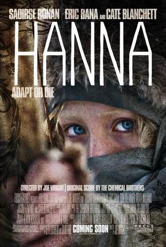 Ханна. Совершенное оружие / Hanna (Джо Райт / Joe Wright) [2011, США, Великобритания, Германия, боевик, триллер, приключения,BDRip] Dub + Sub Rus, Eng + Original Eng